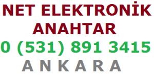 net elektronik anahtar