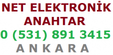 NET ELEKTRONİK ANAHTAR
