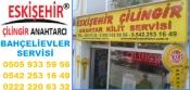 Eskişehir Çilingir Bahçelievler Mahallesi Servisi 05059335956