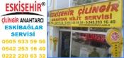 Eskişehir Çilingir Eskibağlar Mahallesi Servisi 05059335956