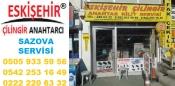 Eskişehir Çilingir Sazova Mahallesi Servisi 05059335956