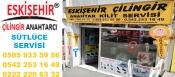 Eskişehir Çilingir Sütlüce Mahallesi Servisi 05059335956