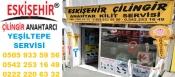 Eskişehir Çilingir Yeşiltepe Mahallesi Servisi 05059335956